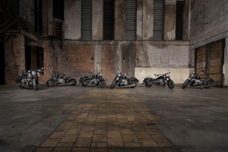 Moto Bmw R18 Classic Versiones