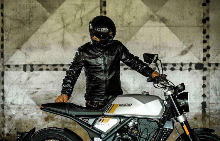 Moto Brixton Crossfire 500 Oferta 2
