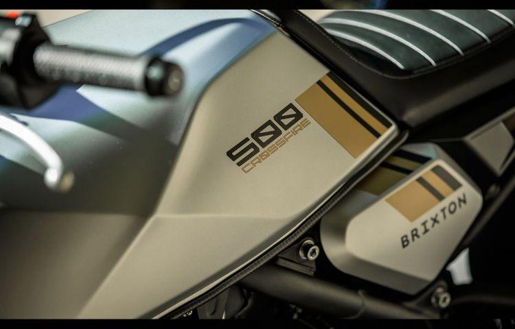 Moto Brixton Crossfire 500 Oferta 5
