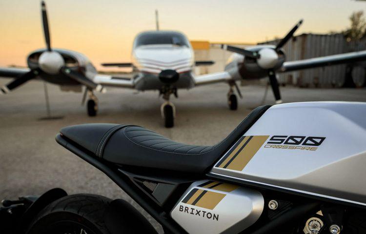 Moto Brixton Crossfire 500 Oferta 7