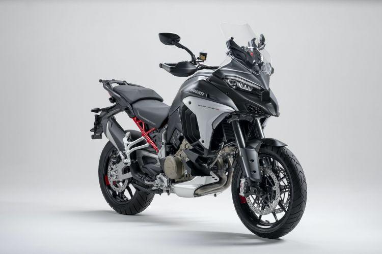 Moto Ducati Multistrad V4 Estudio