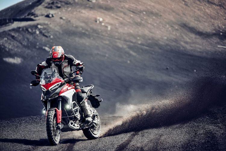 Moto Ducati Multistrad V4 Off