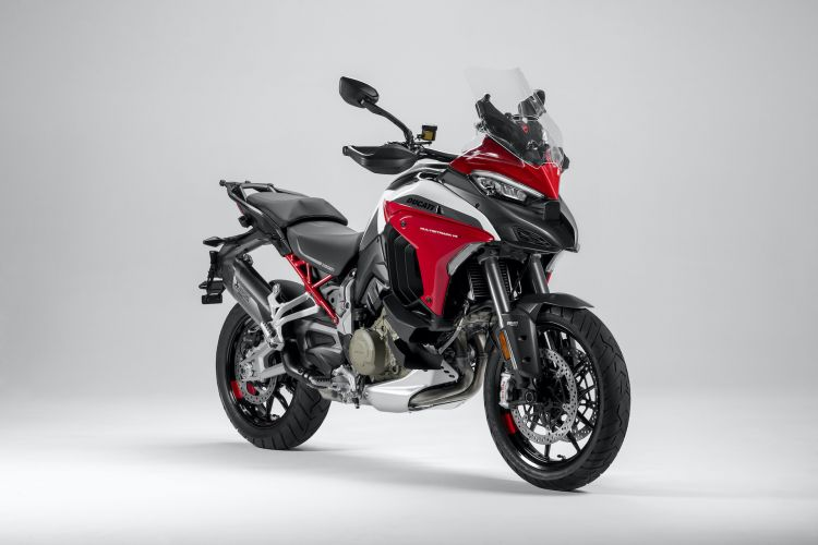 Moto Ducati Multistrad V4 Sport