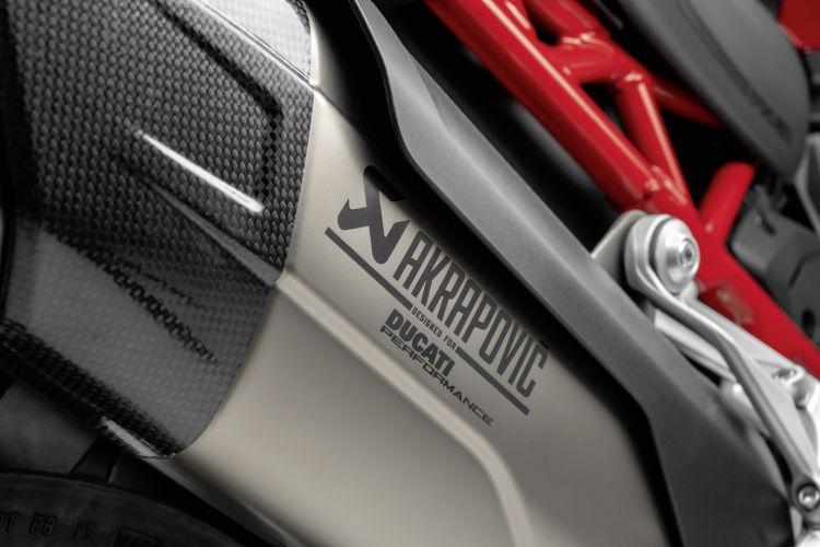 Moto Ducati Multistrada V4 Escape Akrapovic5