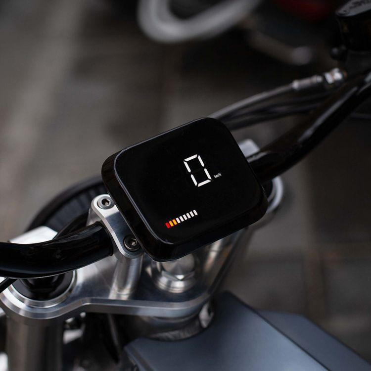 Moto Electrica Switch E Scrambler 8