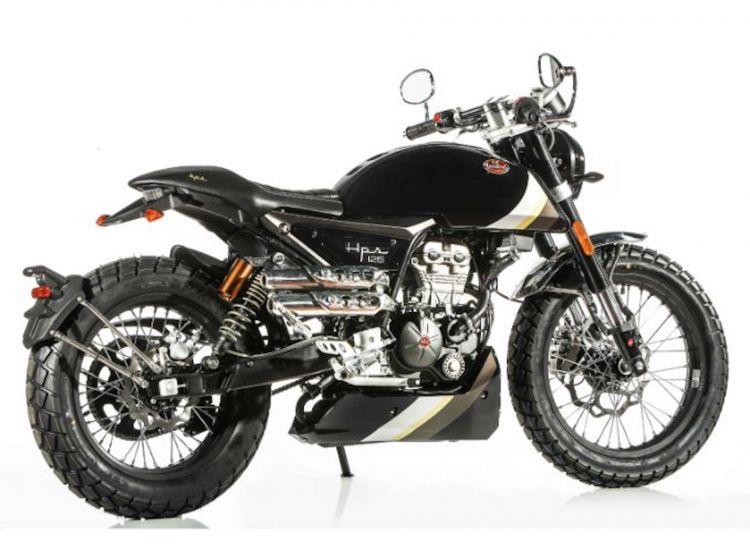 Moto Fb Mondial Hps 12516