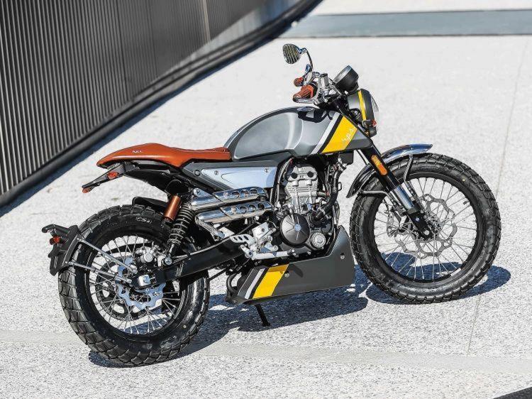Moto Fb Mondial Hps 12525