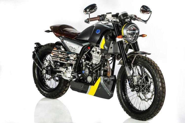 Moto Fb Mondial Hps 1255