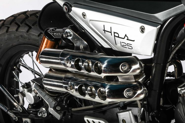 Moto Fb Mondial Hps 1256
