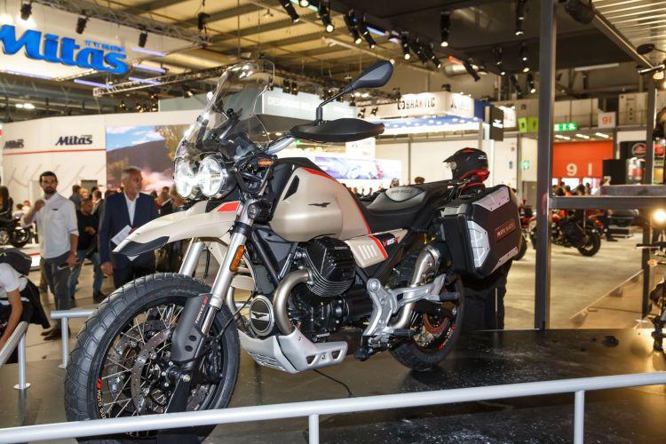 Moto Guzzi 06 V85 Tt Travel
