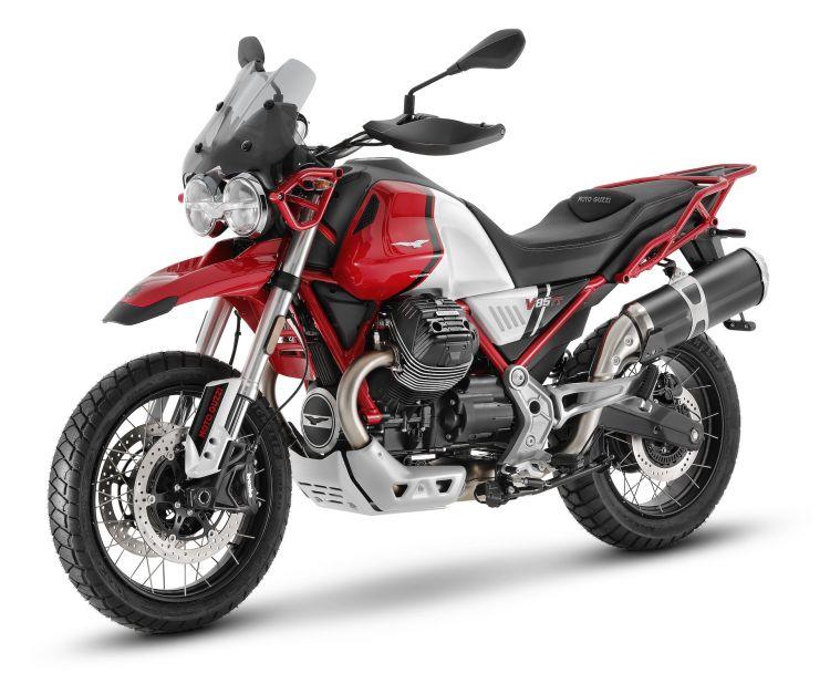 Moto Guzzi V85 Tt 2021 13