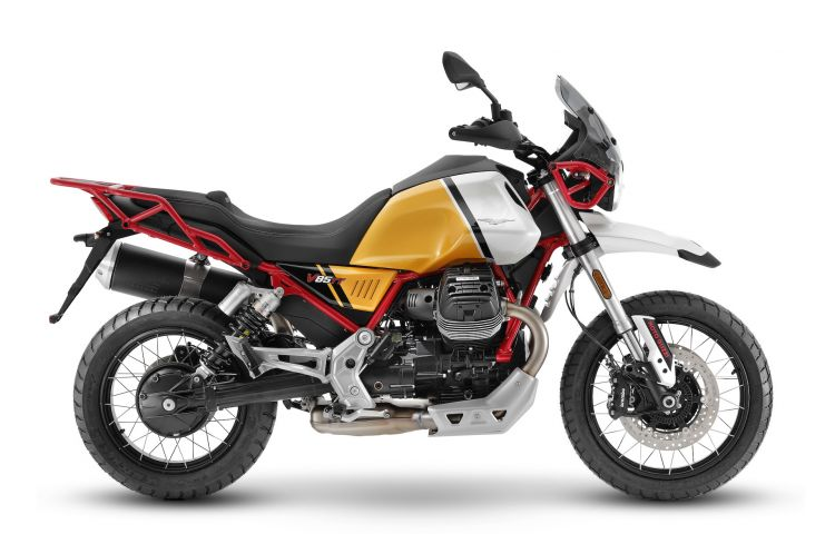 Moto Guzzi V85 Tt 2021 9