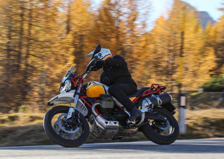 Moto Guzzi V85 Tt Clasico 6