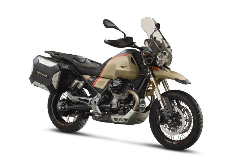 Moto Guzzi V85 Tt Travel Diag