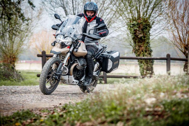 Moto Guzzi V85 Tt Travel Ext