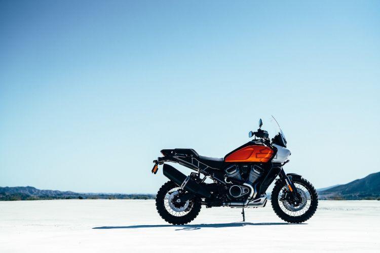 Moto Harley Davidson Pan America 11