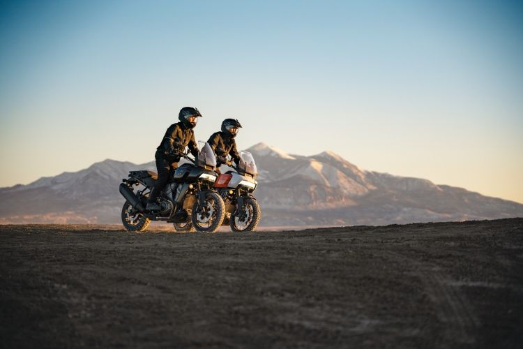 My21 Pan America Riding Photography
