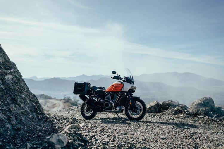 Moto Harley Davidson Pan America 12