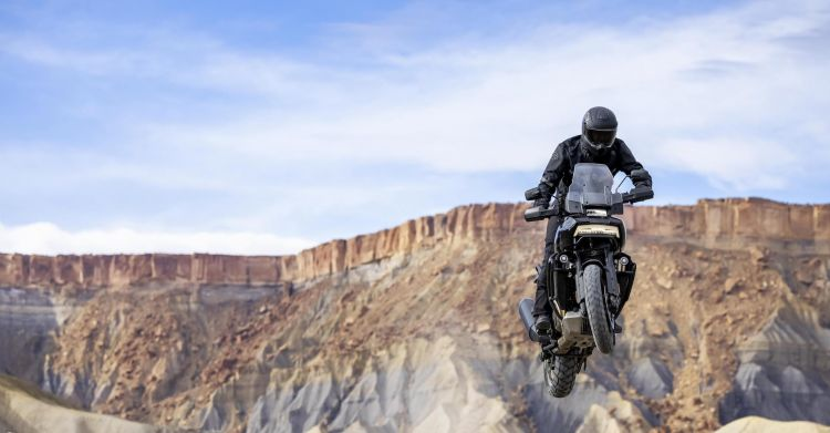 Moto Harley Davidson Pan America 2