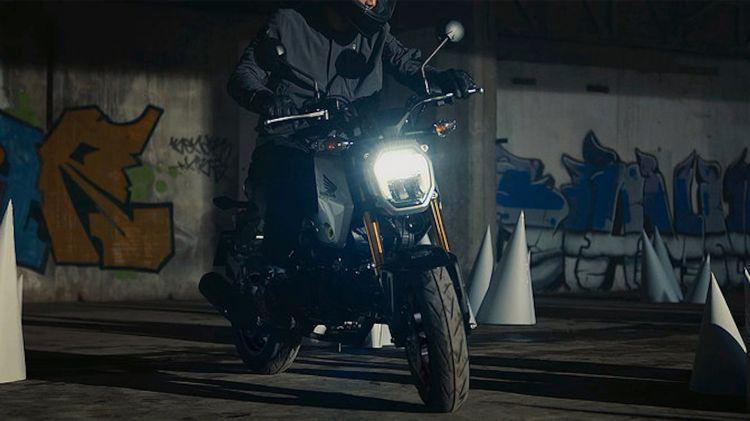 Moto Honda Msx125 Grom Calle
