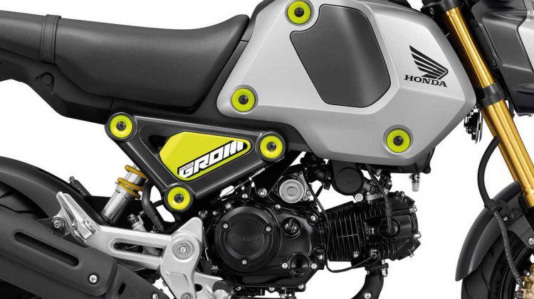 Moto Honda Msx125 Grom Chasis