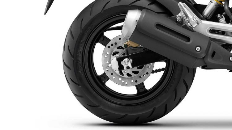 Moto Honda Msx125 Grom Rueda