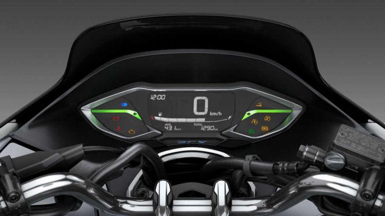 Moto Honda Pcx 2021 Panel
