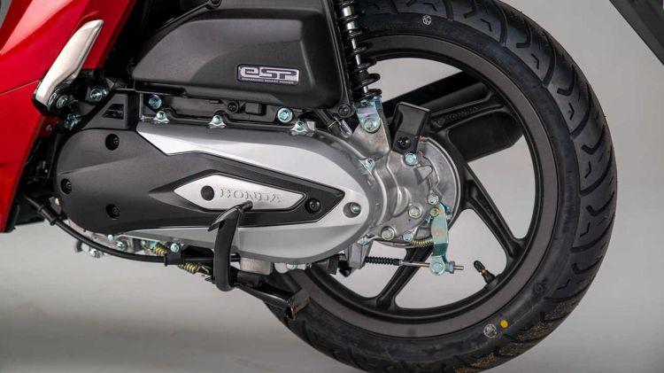 Moto Honda Vision 110 20216