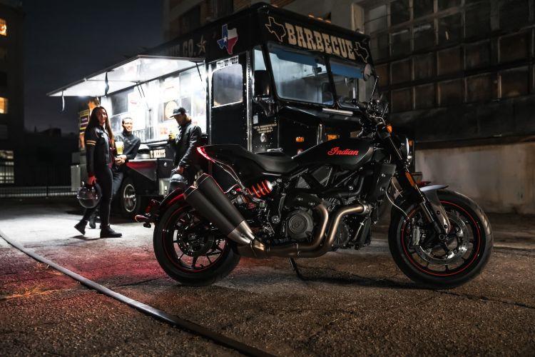 Moto Indian Ftr 1200 2021 10