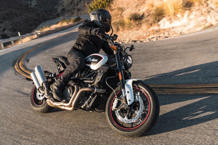 Moto Indian Ftr 1200 2021 12