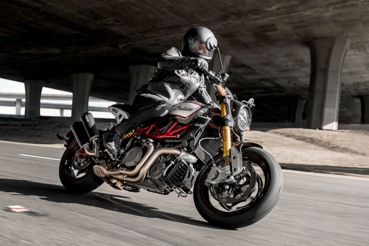 Moto Indian Ftr 1200 2021 13