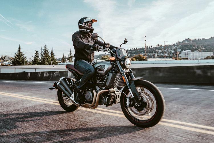 Moto Indian Ftr 1200 2021 4