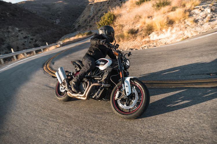 Moto Indian Ftr 1200 2021 7