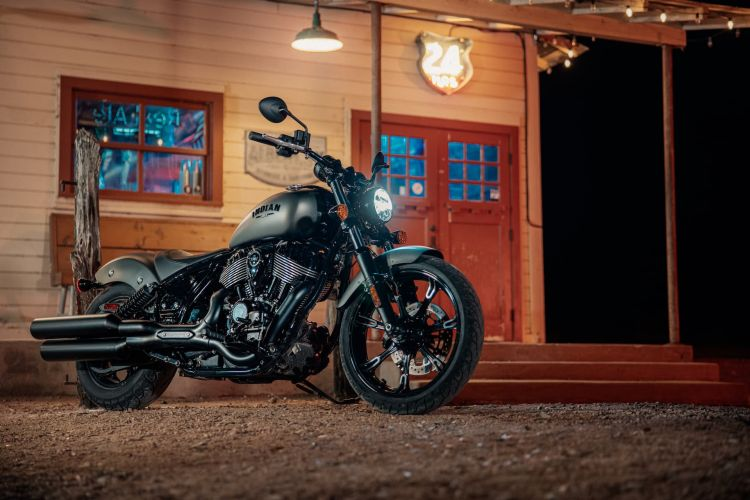 Moto Indian Scout 2021 11