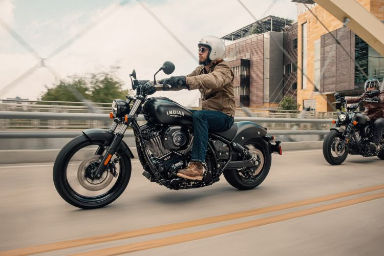Moto Indian Scout 2021 12