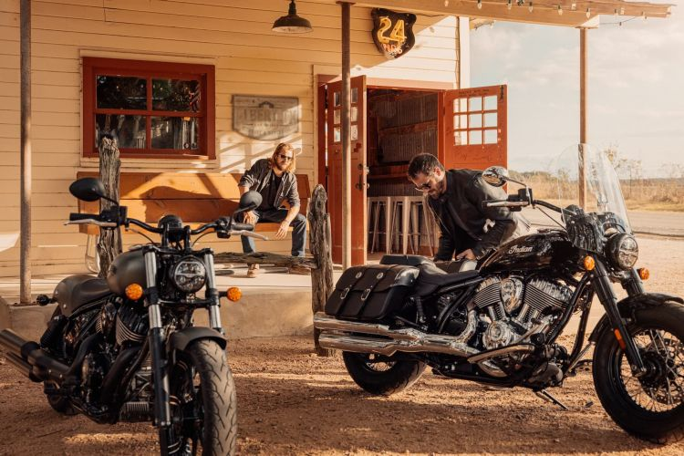 Moto Indian Scout 2021 8