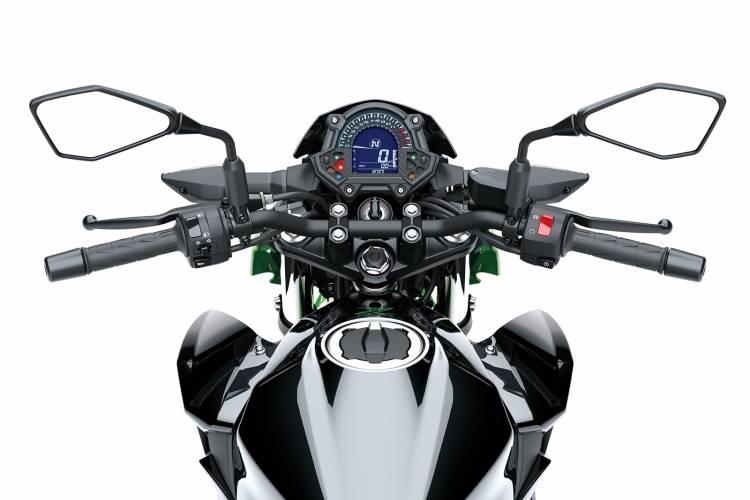 Moto Kawasaki Z400 Dm 14