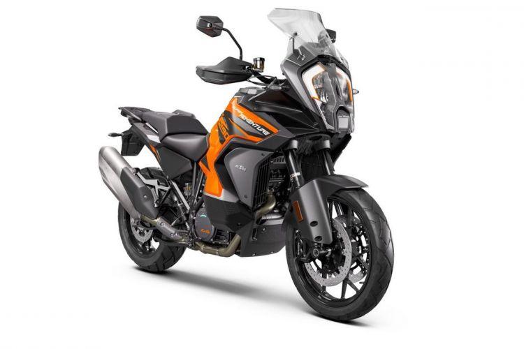 Moto Ktm 1290 Super Adventure S 2021 11