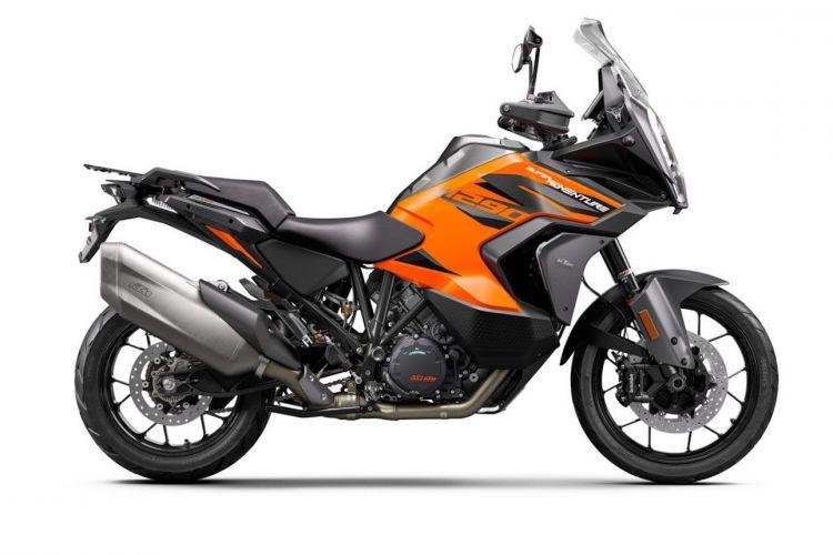 Moto Ktm 1290 Super Adventure S 2021 15