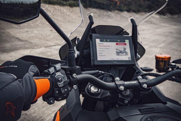 Moto Ktm 1290 Super Adventure S 2021 8