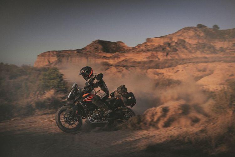 Moto Ktm 390 Dventure My20 Action 2