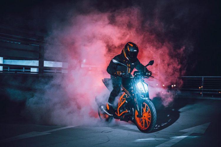 Moto Ktm Duke 125 2021 1