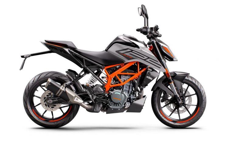 Moto Ktm Duke 125 2021 5