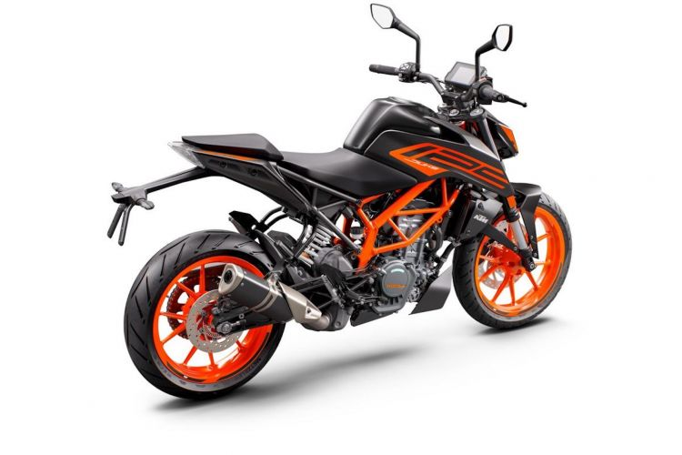 Moto Ktm Duke 125 2021 6