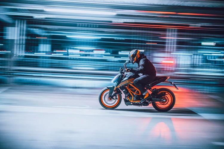 Moto Ktm Duke 125 2021 9