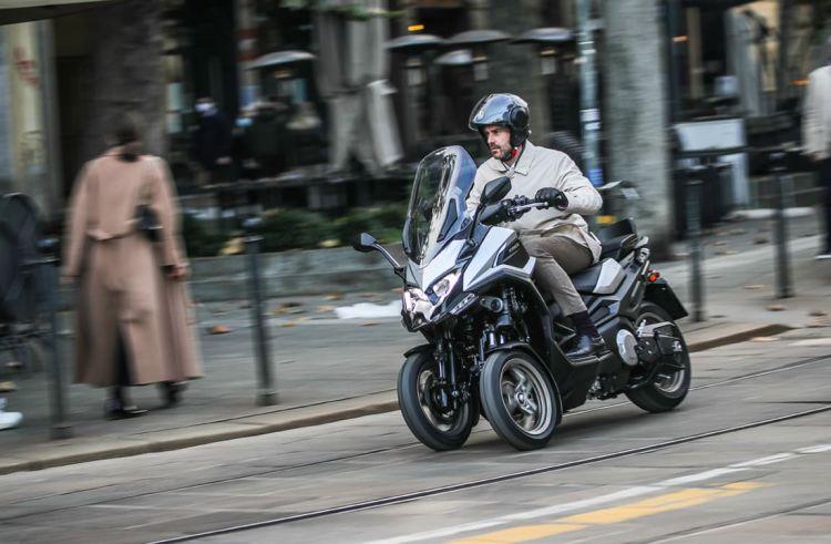 Moto Kymco Cv3 2021 Accion
