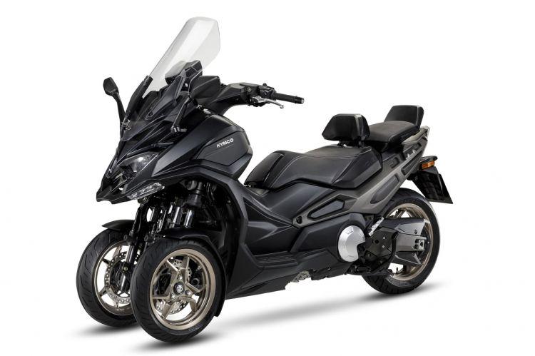 Moto Kymco Cv3 2021