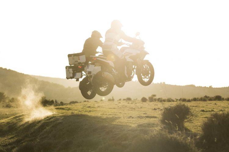 Moto Macbor Nuevo Modelo Montana Xr5 Mas Emociones