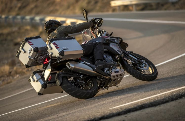 Moto Macbor Nuevo Modelo Montana Xr5