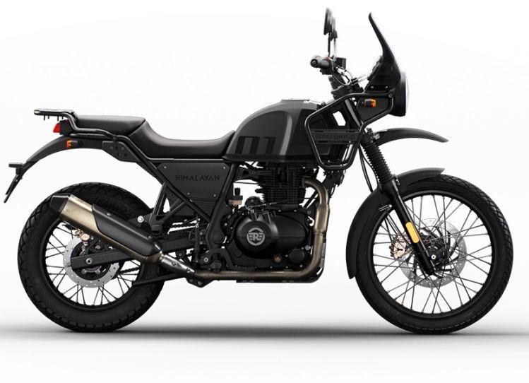 Moto Royal Enfield Himalayan 2021 1